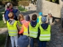 """Akcja """"Szkoła pamięta"""" w naszym przedszkolu (Owocowa, 2019)"""