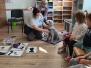"""II zajęcia z edukacji kynologicznej ,,My i psy"""" - Fundacja Karuzela Aktywności  (Owocowa, 2020)"""