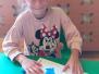 Pierwsze zajęcia w nowym roku szkolnym - gr. Motylki (Koryznowej, 2021)
