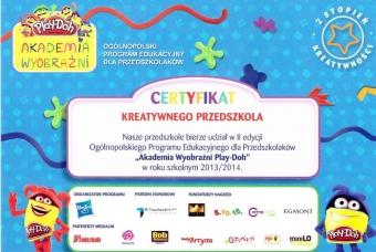 certyfikat-kreatywnego-przedszkolaka-2stopien_2013_14