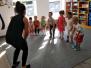 Tańce w grupie Żabek (Turka, 2020)