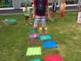 Zabawy sensoryczno-ruchowe na świeżym powietrzu (Turka, 2020)