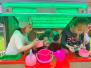 Zabawy w Dniu Dziecka na przedszkolnym placu zabaw (Turka, 2021)