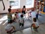 Zajęcia taneczne w grupie Misi (Turka, 2020)