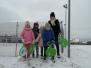 Zimowe szaleństwa dzieci z grupy Żabek (Turka, 2021)
