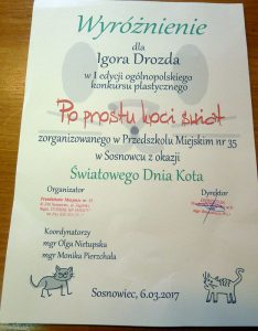 Kociświat - Igor