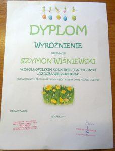 Dyplom - Szymon