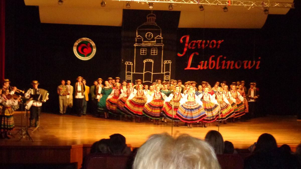 """Koncert """"Jawor"""" Lublinowi"""