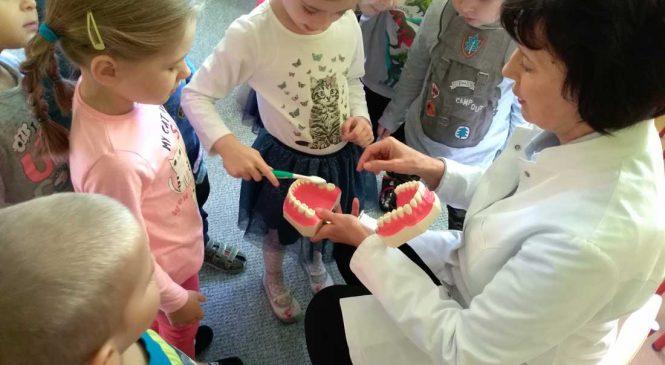 Wizyta u dentysty nie taka straszna