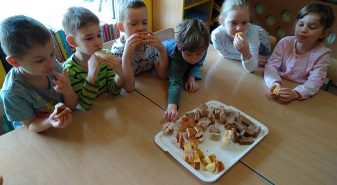 Jak powstaje chleb? – grupa Tygryski