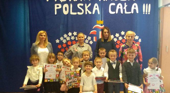 """""""Piękna nasza Polska cała!"""" – konkurs recytatorski"""