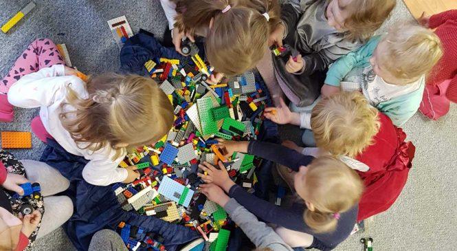Lego konstrukcje