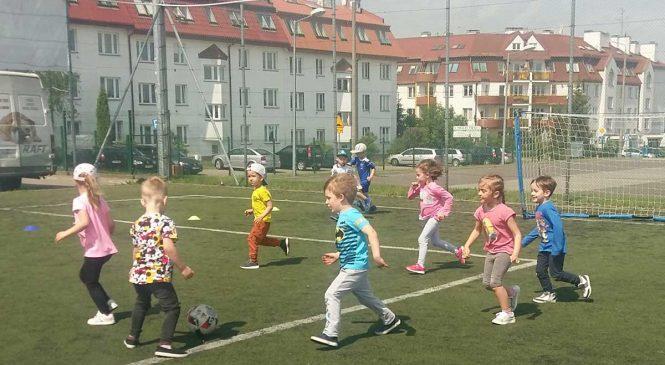 Zajęcia ruchowe z Football Academy
