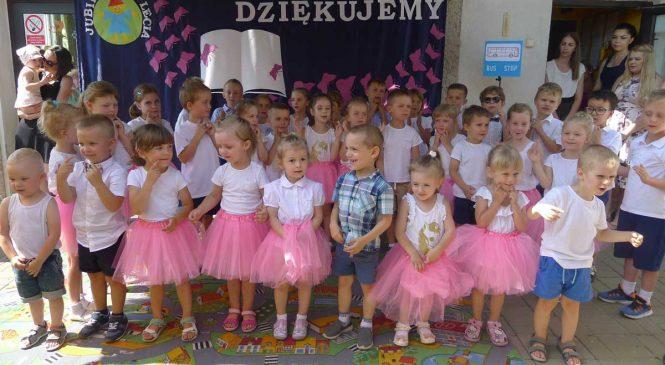 Jubileusz 10-lecia przedszkola. Zakończenie roku szkolnego