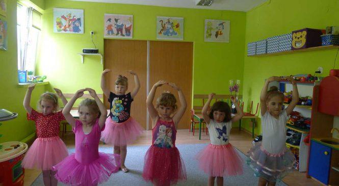 Pokaz baletu dla rodziców