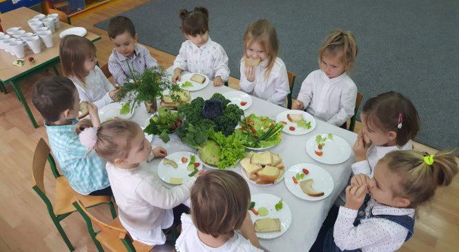 Śniadanie u Misiów