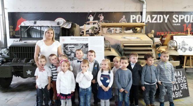 W Muzeum Polskich Sił Zbrojnych