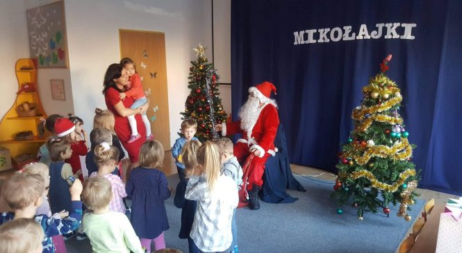 Odwiedził nas Święty Mikołaj