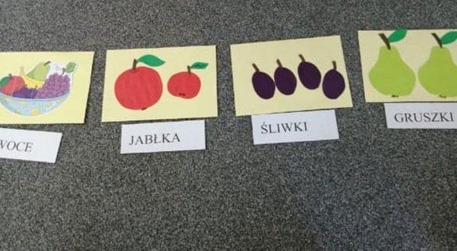 Poznajemy Owoce