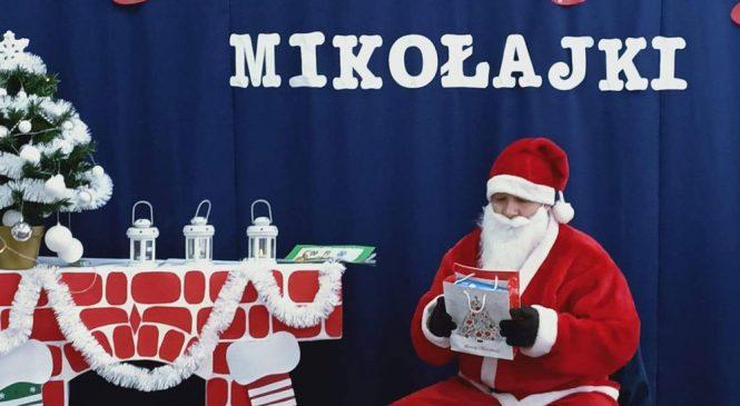 Zdjęcie z Mikołajem
