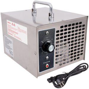 Ozonator powietrza w przedszkolu krasnal