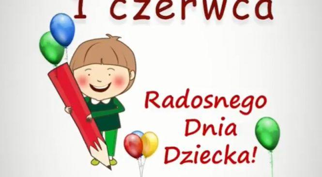 Dzień Dziecka w naszym przedszkolu 😍